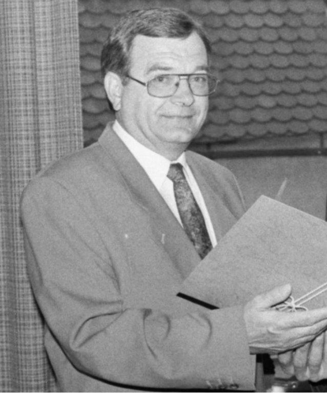 09 - Bürgermeister Fritz Kohl 1990 - 1996
