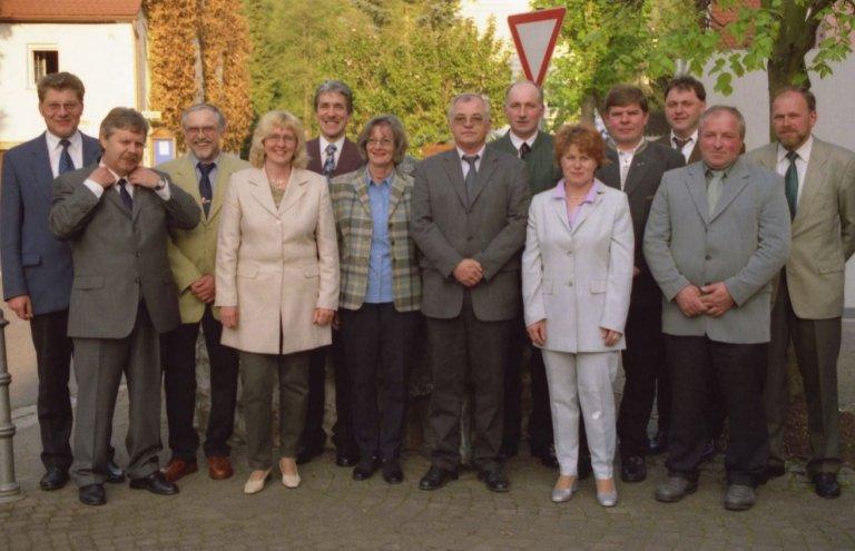 14 - Gemeinderat 2002